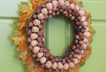 Fall decor / by Sonya Ward Hall