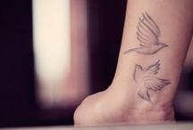 tattoos / by Becca Mandell