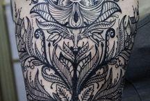 Tattoos / by Jo Miller