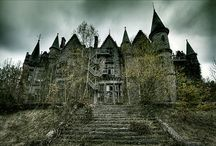 Abandoned ruins & urban decay / by DanDan Swopes