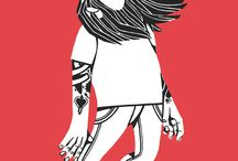 Illustration / by Fernanda Gomar