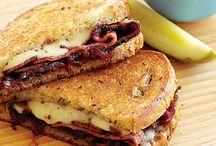 Recipes - Sandwiches / by Cheryl Simonis