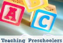 Preschool / by Katherine Seabolt