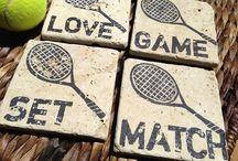 Tennis ❤️ / by HerMelaa Abraham