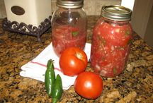 Dressings, Salsas, and Toppings / by Peggy Gibbs