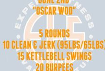 WOD / by Love, Live, Lift