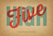 Type it out / by Anne Lavelle
