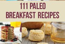 Paleo Breakfast Recipes / by Danielle Leigh