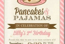 Party Themes / by Heather Nolan | Mmm... is for Mommy