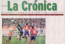 Prensa / by DIM