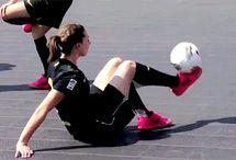 soccer spirit / by Jo!