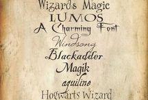 Harry potter nerd / by Emma Mahon