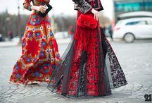 Boho Chic / Ethnic Influenced Fashion and Jewelry / by Natalie Masnyj
