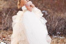 Wedding dresses / by Brityn Calloway