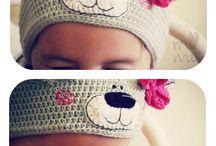 Create: Crochet: Fun/Whimsical Hats / by Angela Sapp
