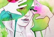 Artsy  / by Danielle Ontiveros