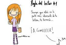 De lo mejor..... LEER!!!!!!!! / by Carolina Barrantes Masís