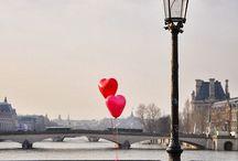 L'Amour Paris ❤ / by Angela 'Caught your Eye'