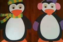 Winter ECE Board / Winter crafts / by Alexis Michelle