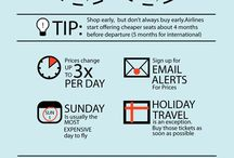 Travel tips / by Susan Owens