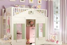 Girls dream room / by Mandy Hollis