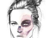 Art Inspiration / by Natalie Roubitchek