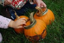 October Ideas / Crafts, Recipes, and Inspirations for the Month of October / by ABC Creative Learning