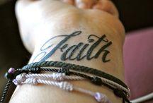 tattoos; / by amanda carmela;