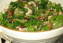 Food: Salads / by Christina {The Frugal Homemaker}