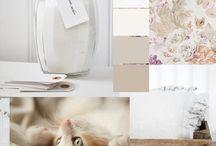 palettes / by Terri Ann Swallow