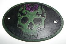 Leather Craft / by Blaize Rockett