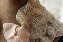 lace and linen / by Julie Stout