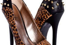 Shoes! <3 / by Rebecca Ruggiero