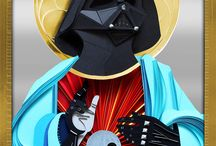 Star Wars / by Raina Daniels