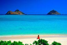 Aloha  .... back to paradise / by Kathy Davis
