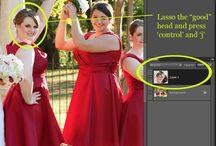 photoshop tutorials / by Marlyn Ramirez