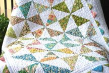 Quilts and Quilting Tips / by Candace Munoa