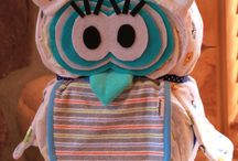 Owl Theme Baby Shower / by Delaina Grant