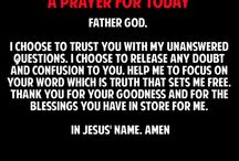 PRAY WITHOUT CEASING !!! / by Trice Ford