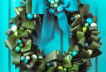 Wreaths / by Debbie Atchley