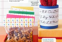 Bake Sale Ideas / by Jessica Utley