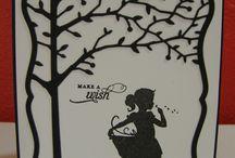Cards - Dies & Cricut / by B N Crafty