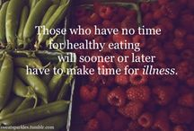 Healthful Living / by Lucy Conroy