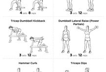 Fitness / by Jenna Hindmarch