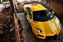 gorgeous cars / by Chelsea S
