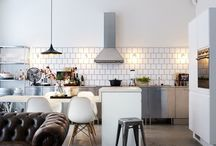 home interior style / Home style inspiration / by Amber