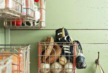 Flea market finds / by Shelly