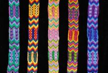 Macrame Belt Ideas / by Kelly Lee