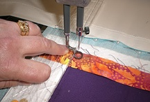 Longarm Techniques / by Judy Hollingshead