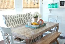 dining room / by Kaci Summerall